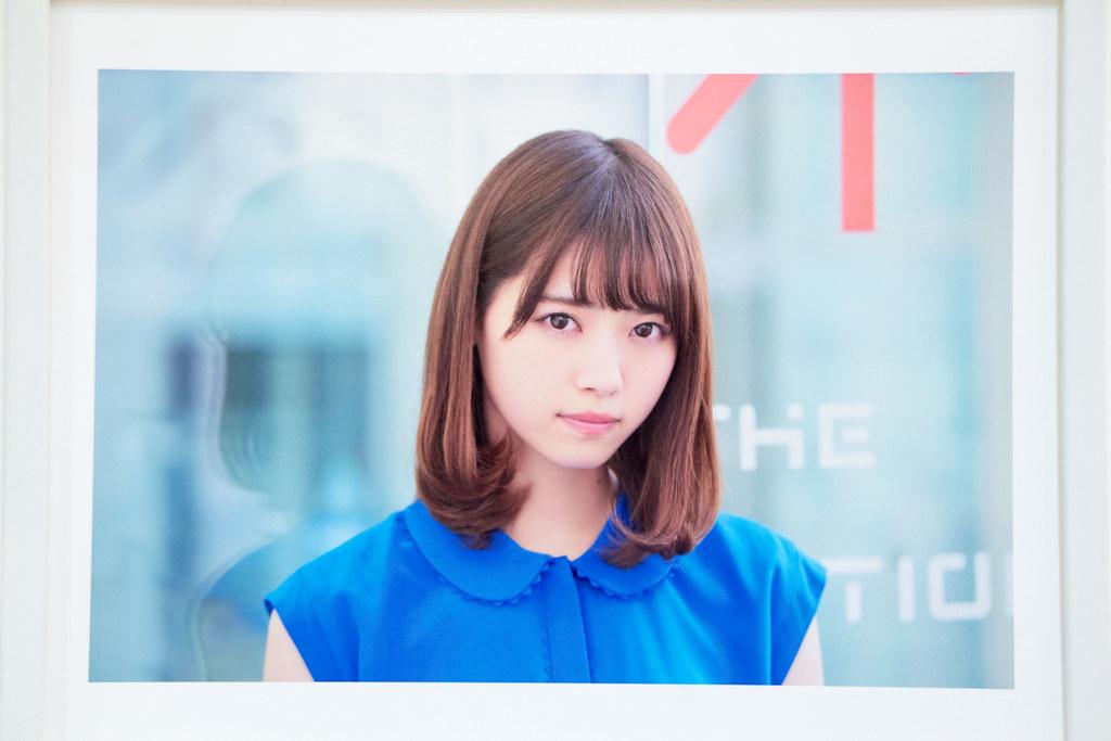 "Nogizaka46 2nd Album ""Sorezore no Isu"" Promotional Event ""Nogiten"" at Shibuya Tsutaya: Nishino Nanase"