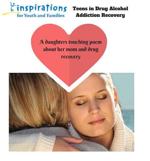 teen prescription abuse poem to mom