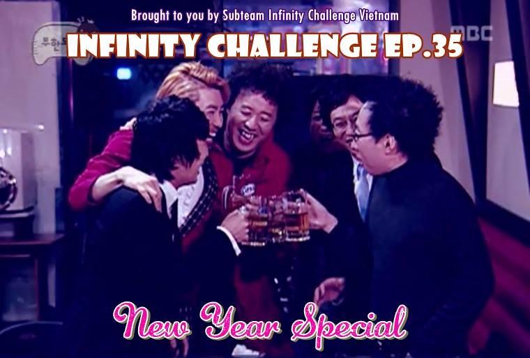 [Vietsub] Infinity Challenge Ep 35