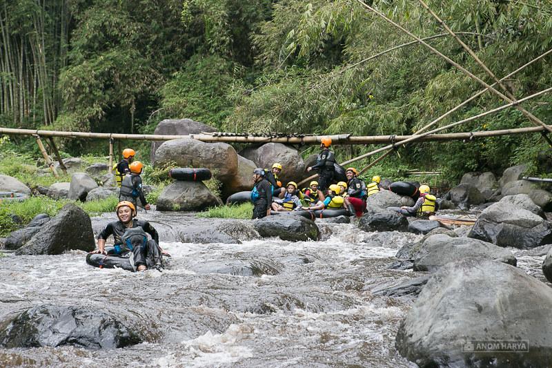 River Tubing di Malang