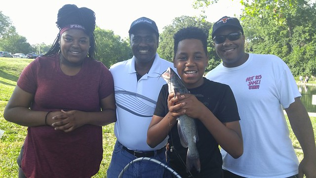11th Annual Urban Kids Fishing Derby KCMO