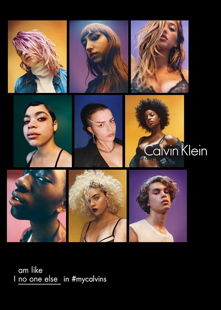 Campanha Calvin Klein - Fall 2016
