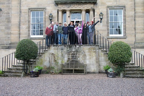 Dalvey House - Group Photo