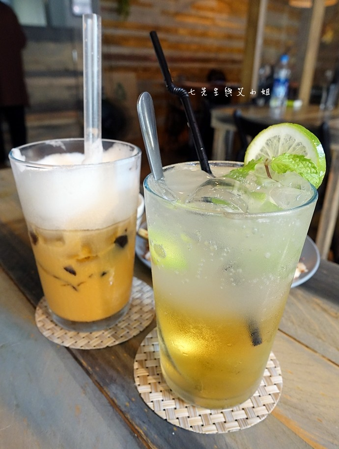 10 Dee 好得 泰國文化餐酒館 食尚玩家 隱身東區貳樓道地泰式料理