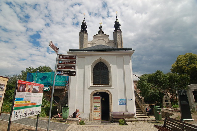Kutna Hora 人骨教堂