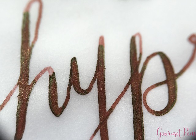 Ink Shot Review J. Herbin 1670 Caroube de Chypre @BureauDirect3746_WM