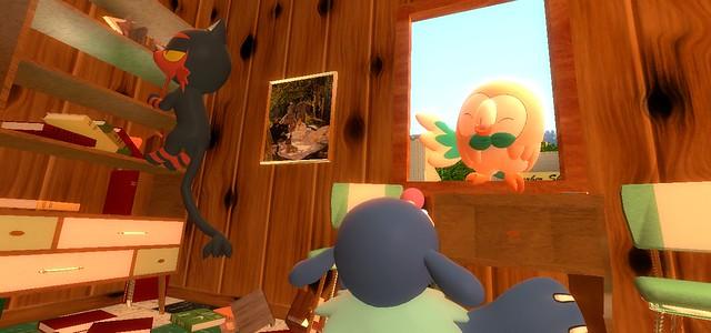 Pokemon Sun et Mod Moon Garry