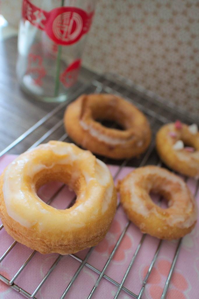 Rezept für Mochi Donuts