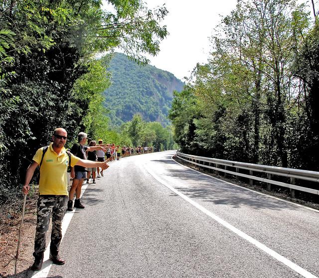 Irpinia Sponz Trekking 2016 ( 3°Giorno fiumara di Atella )