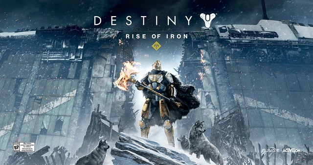 Destiny: Rise of Iron Announced