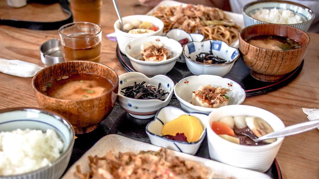 Japanese appetizer