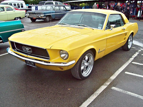 80 Ford Mustang Hardtop 1st Gen 1967 Ford Mustang