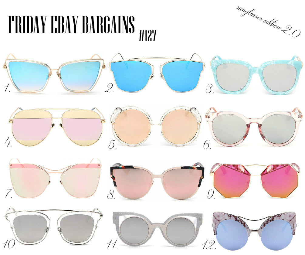 Ebay sunglasses
