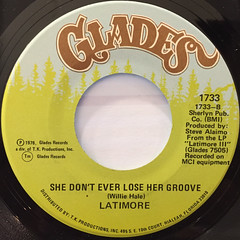 LATIMORE:QUALIFIED MAN(LABEL SIDE-B)
