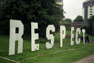 Peace in the Park (RESPECT)