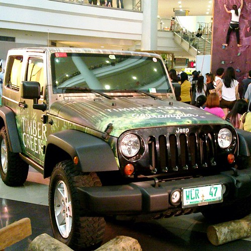 Wrangler Timber Creek Jeans X Jeep Wrangler #travellark