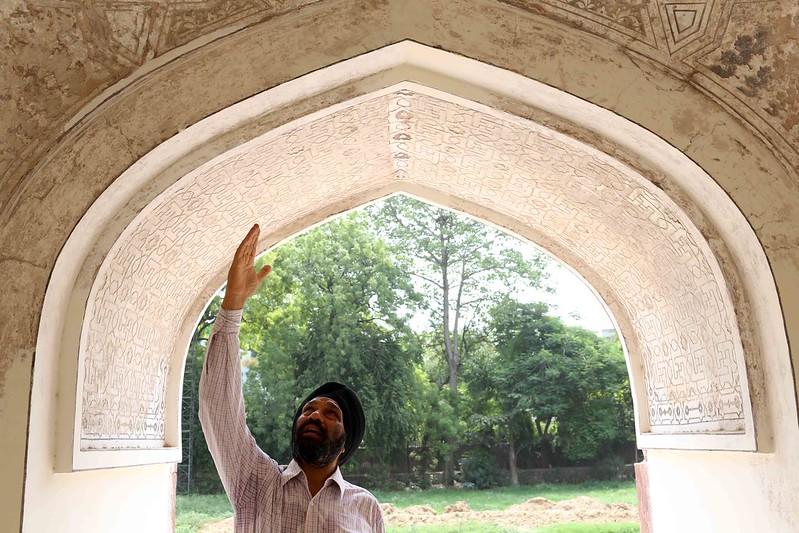 City Monument - Aga Khan's Grand Heritage, Hazrat Nizamuddin