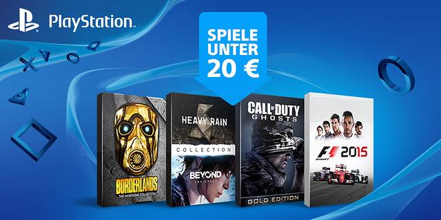 Spiele unter 20 €