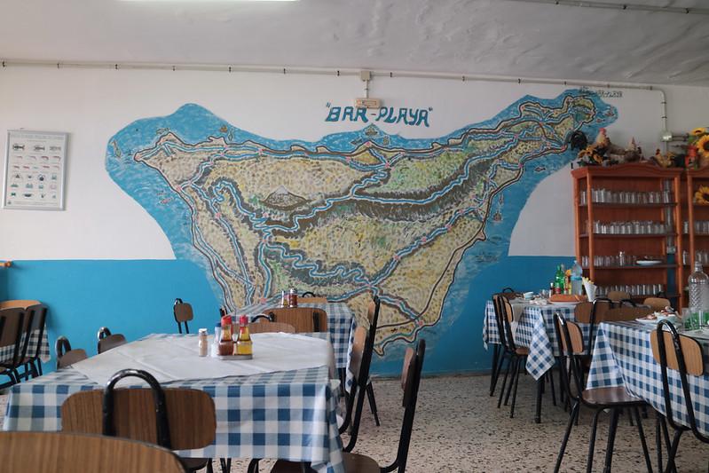 Tenerife - Bar Playa Casa África