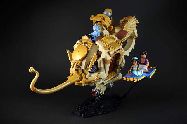 Aladdin's lamp-3