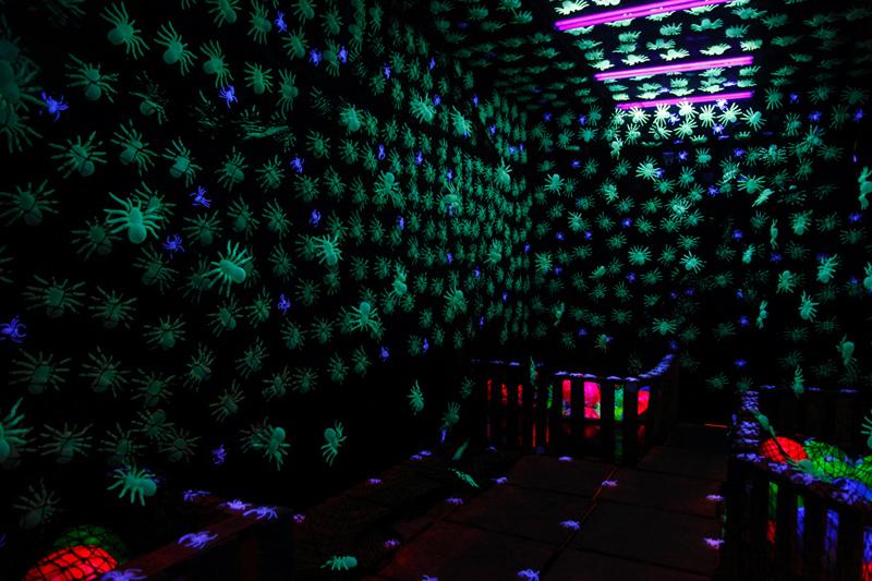 Melaka 1001 Spider Room