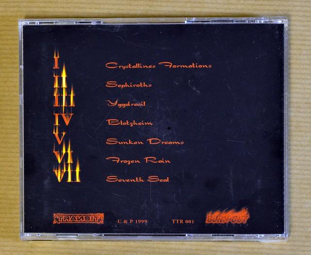 RAIN SEPHIROTHS CD