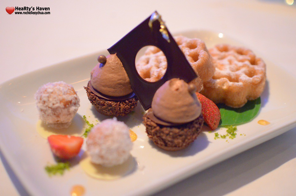 Chef Anna Olson Dessert Trio