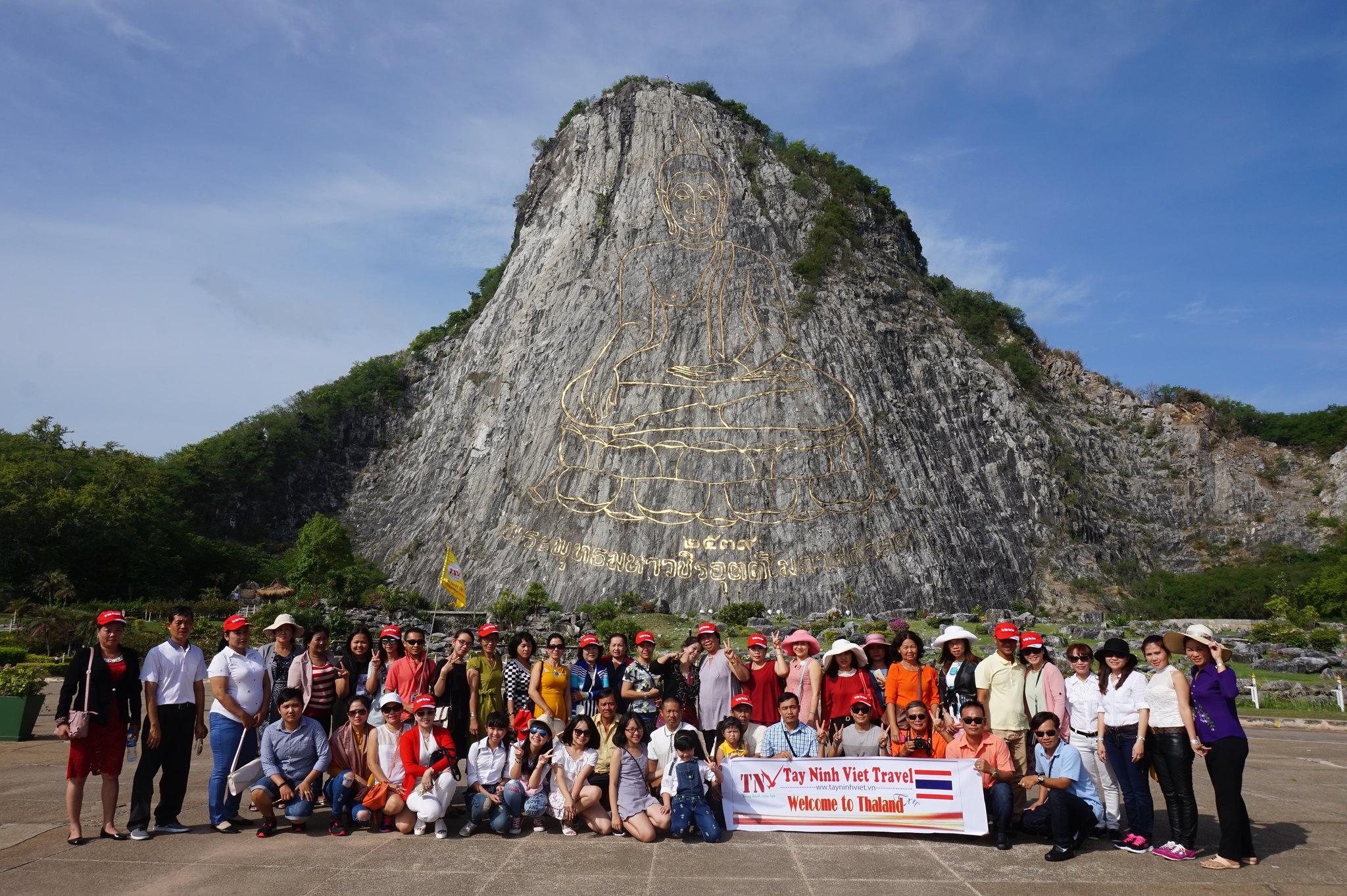 ĐOÀN KHÁCH LẺ DU LỊCH THAILAND NGÀY 24-28/05/2016