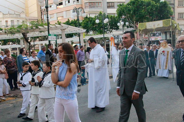 Corpus Christi en Alzira.