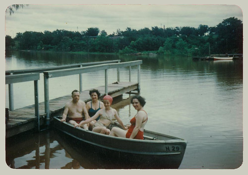 Four in a boat