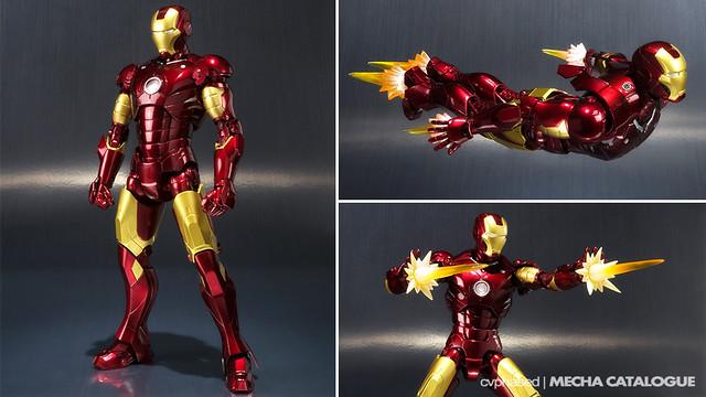 S.H.Figuarts Iron Man Mark 3