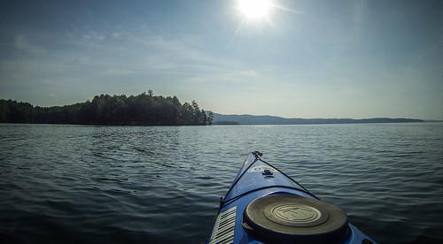 Lake Jocassee Kayaking-33