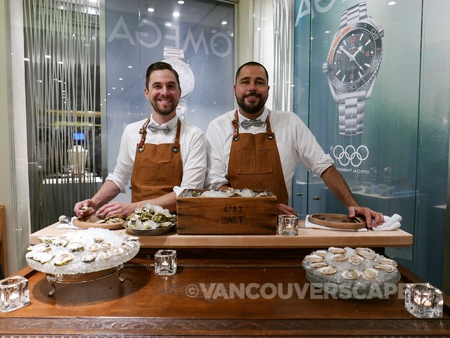 The men of Curious Oyster