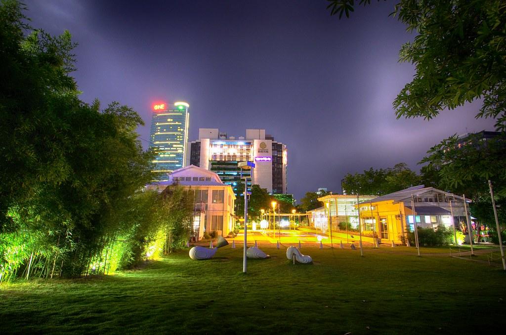 勤美術館‧寧靜颱風夜