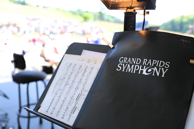 GR Symphony 2016 Picnic Pops Classical Fireworks