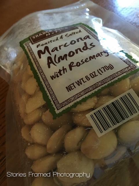 338. | marcona almonds.
