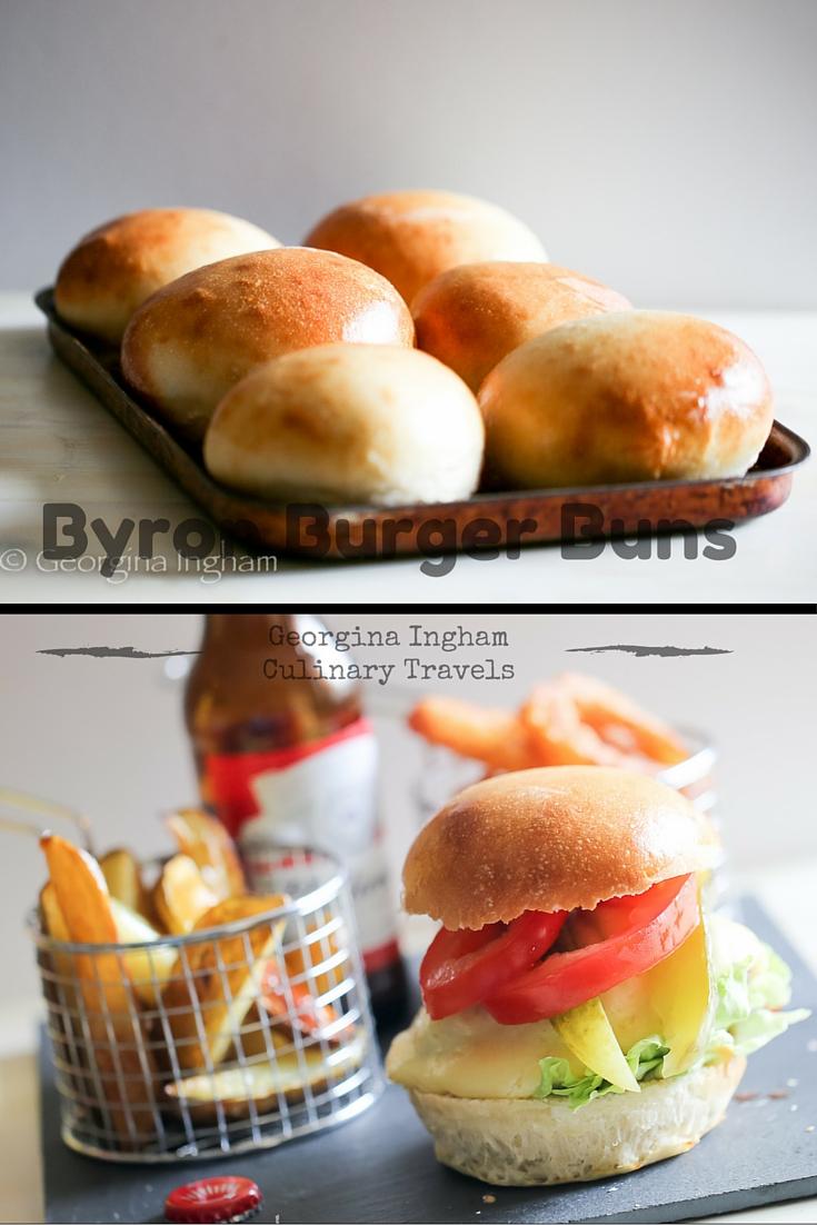 Byron Burger Buns