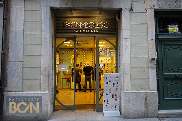 Rocambolesc, Girona