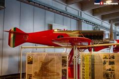 130bis - - Italian Air Force - FIAT C.29 - Italian Air Force Museum Vigna di Valle, Italy - 160614 - Steven Gray - IMG_9975_HDR