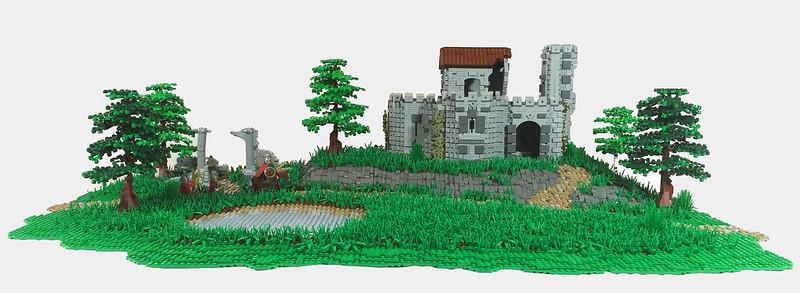 Vermillion Ruins