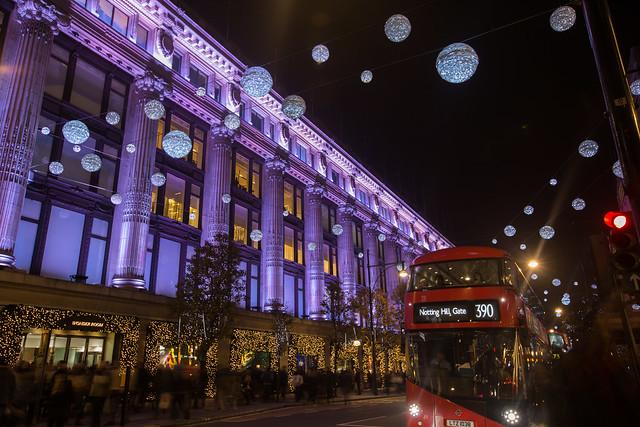 London Christmas Lights