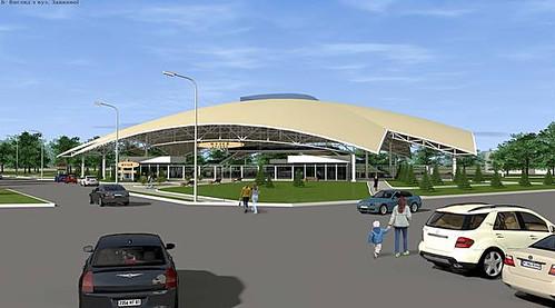 Фундамент «палацу Любомирських» накриють павільйоном заєвропейські гроші?