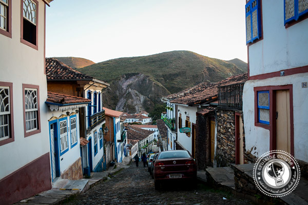 Cobble Streets of Ouro Preto