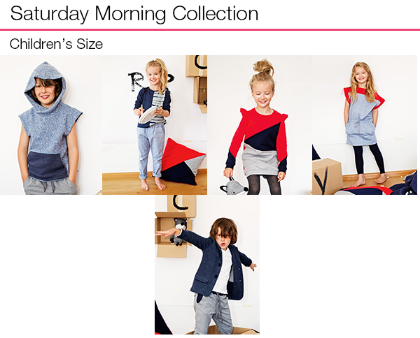 Saturday Morning Kids Collection