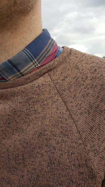 Urban style sweater