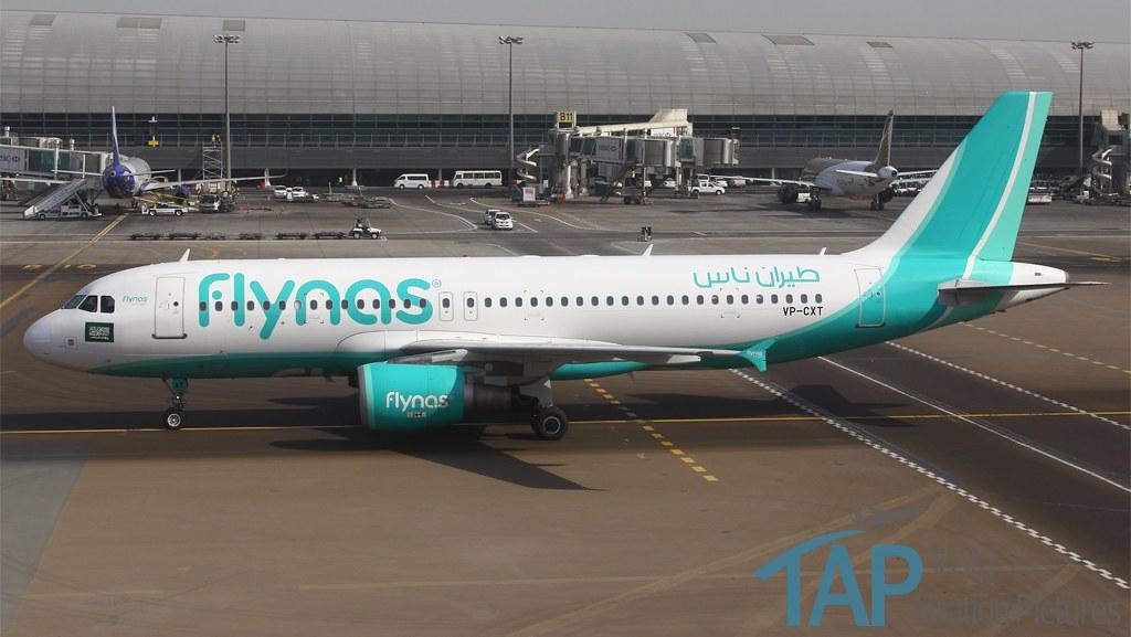 VP-CXT-1 A320 DXB 201411