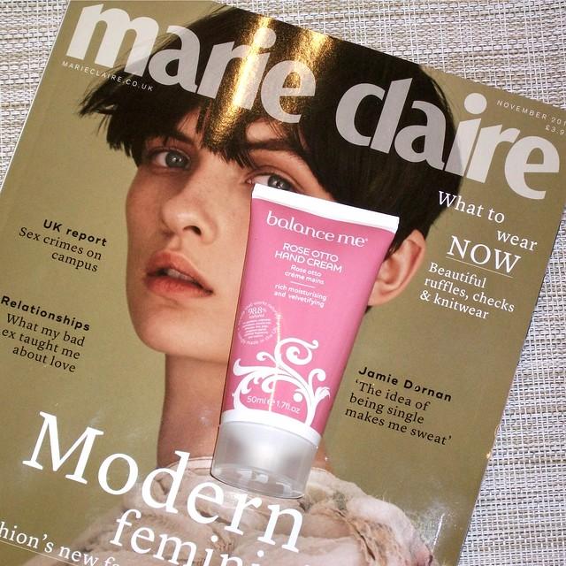 November-Freebies-MarieClaire-BalanceMe-Hand-Cream