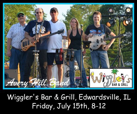 Avery Hill Band 7-15-16