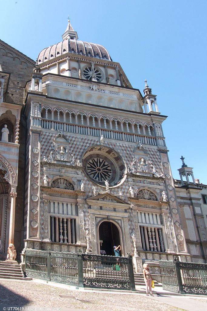 Mausoleum Colleoni