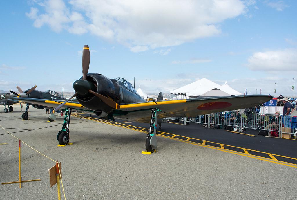 Mitsubishi A6M Zero  (P.O.F. #33)